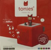 tonies 10058 Red toniebox Starter Set - special offer